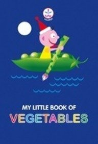 9788126419098: My Little Book of Vegetables (Lilliput)