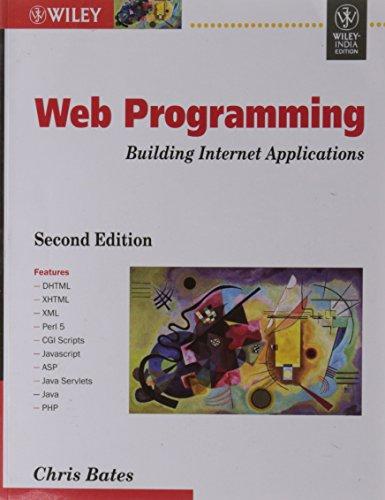 Web Programming Step By Step 2nd Edition Pdf