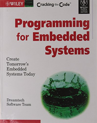 9788126502967: Cracking the Code Programming for Embedded System