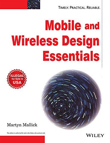 9788126503544: Mobile And Wireless Design Essentials
