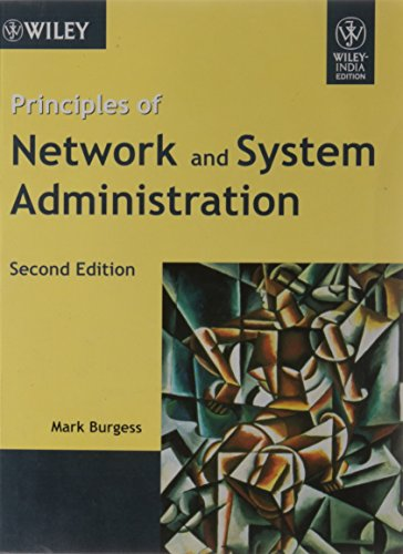 9788126504985: Principles of Network and System Administration, 2ed