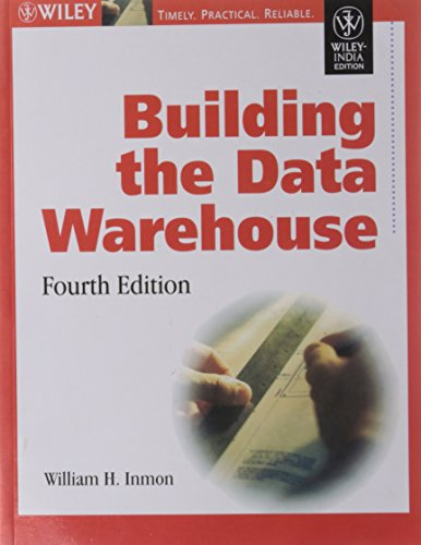 9788126506453: Building The Data Warehouse (4Th Ed.)