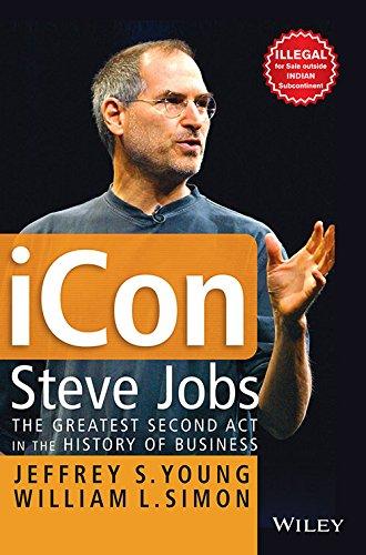 9788126506460: iCon Steve Jobs