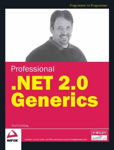 9788126506545: Professional .Net 2.0 Generics