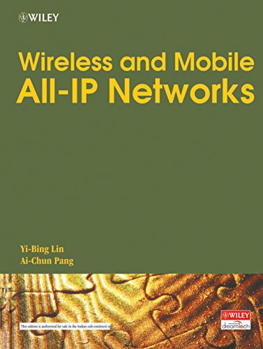 9788126506897: Wireless and Mobile All-IP Networks