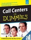 9788126507108: Call Centers For Dummies