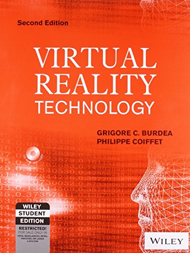 Virtual Reality Technology: Grigore C Burdea,Philippe Coiffet