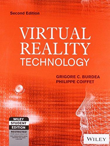 9788126507894: VIRTUAL REALITY TECHNOLOGY