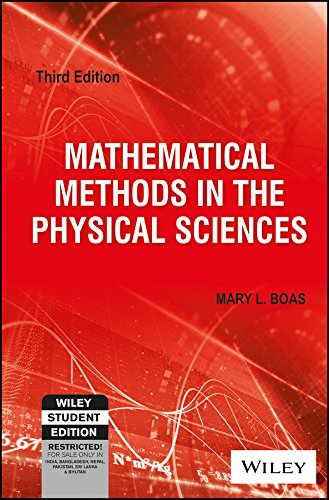 9788126508105: Title: Mathematical methods in the physical sciences