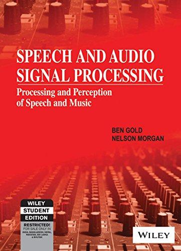 9788126508228: Speech and Audio Signal Processing