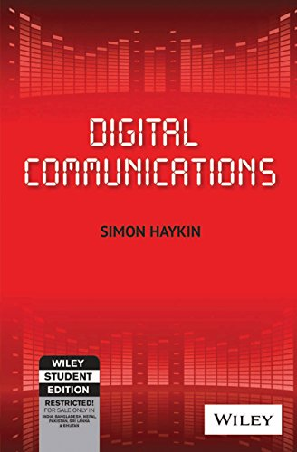9788126508242: Digital Communications