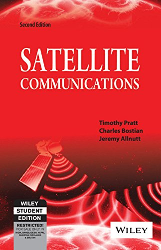 9788126508334: Satellite Communications