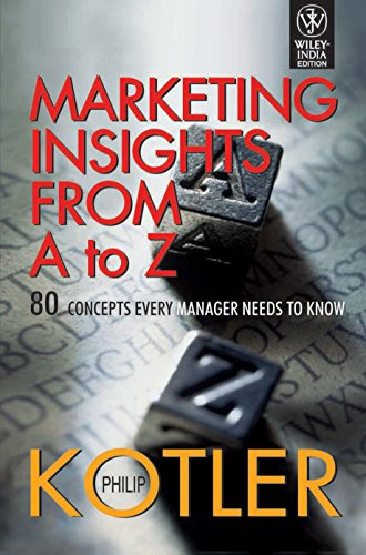 9788126508570: MARKETING INSIGHTS FROM A TO Z....