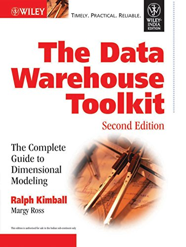 9788126508891: The Data Warehouse Toolkit: The Complete Guide to Dimensional Modeling, 2ed