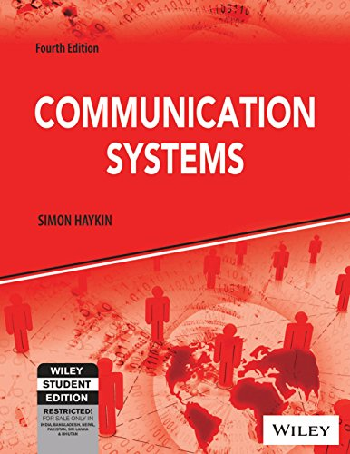 9788126509041: Communications Systems