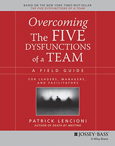 9788126509065: Overcoming The Five Dysfunctions Of A Team