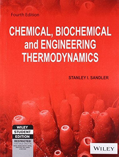 9788126509126: Chemical, Biochemical, and Engineering Thermodynamics