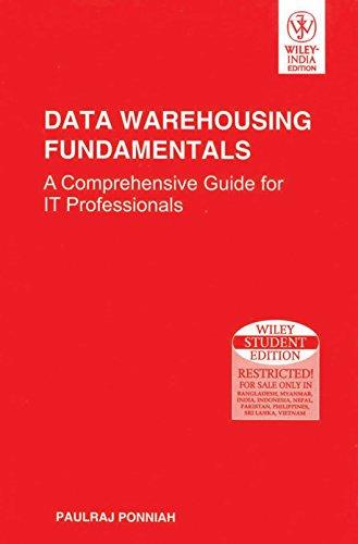 9788126509195: Data Warehousing Fundamentals: A Comprehensive Guide for IT Professionals