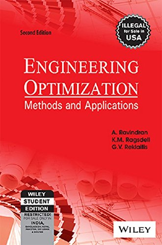 9788126509331: Engineering Optimization: Methods and Applications
