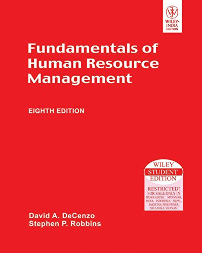 9788126509522 fundamentals of human resource management, 8th ed9788126509522 fundamentals of human resource management, 8th ed