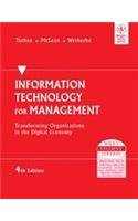 9788126509539: Information Technology for Management: Transforming Organizations in the Digital EconomyInformation Technology for Management: Transforming Organizations in the Digital Economy
