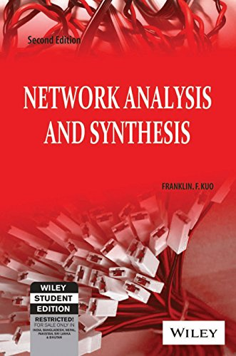 9788126510016: NETWORK ANALYSIS AND SYNTHESIS, 2ND EDITION