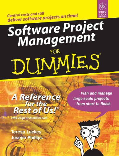 9788126510245: SOFTWARE PROJECT MANAGEMENT FOR DUMMIES