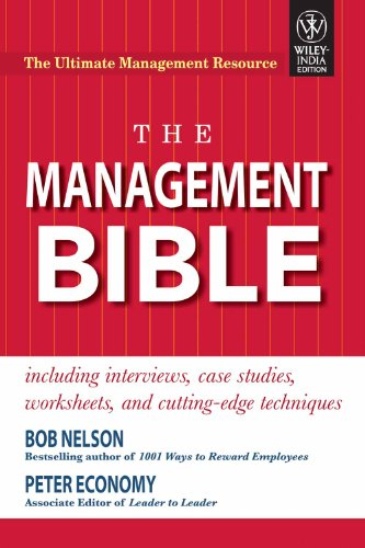 9788126510351: The Management Bible