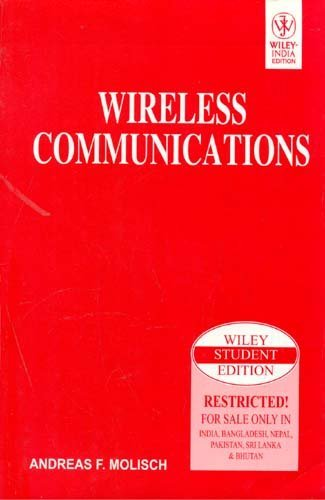 9788126510566: WIRELESS COMMUNICATIONS