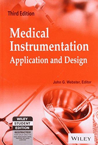 9788126511068: Medical Instrumentation: Application And Design, 3Rd Ed