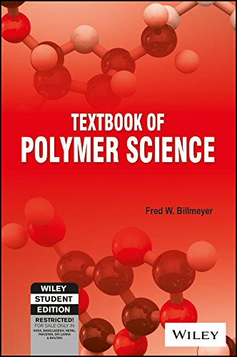 Textbook of Polymer Science: Fred W. Billmeyer
