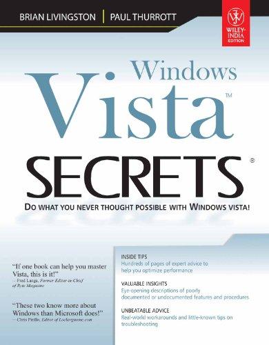 Windows Vista Secrets: Brian Livingston