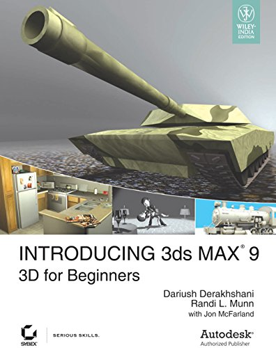 9788126512270: Introducing 3Ds Max 9: 3D For Beginners