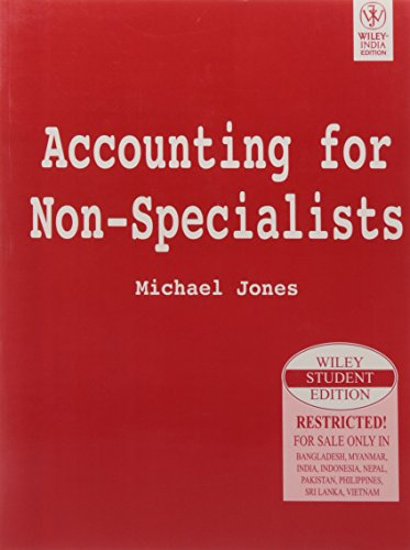 9788126512638: Accounting for Non-Specialists