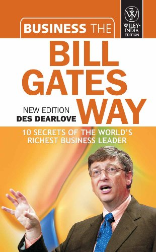 9788126512799: Business the Bill Gates Way