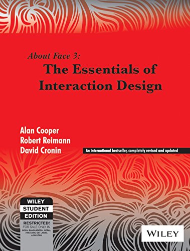 9788126513055: About Face 3: The Essentials of Interaction Design