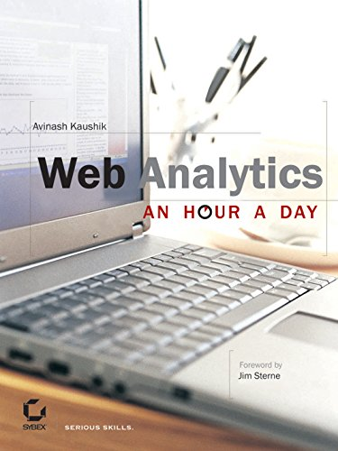 9788126513284: Web Analytics: An Hour A Day with CD