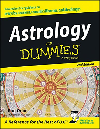 9788126513659: Astrology For Dummies, 2Nd Edition
