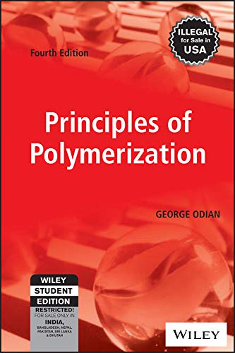 9788126513918: Principles Of Polymerization, 4Th Edn