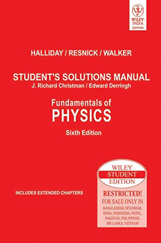 9788126513970 fundamentals of physics students solution manual rh abebooks co uk student solutions manual physics cutnell student solutions manual physics cutnell
