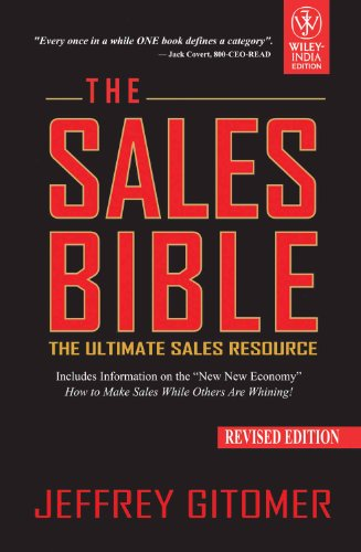 9788126514168: The Sales Bible: The Ultimate Sales Resource
