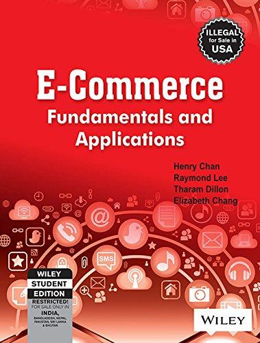 9788126514694: Ecommerce Fundamentals & App