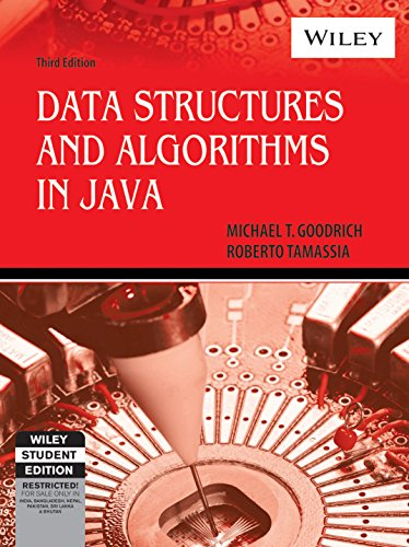 9788126515226: Data Structures And Algorithms In Java 3 Edition