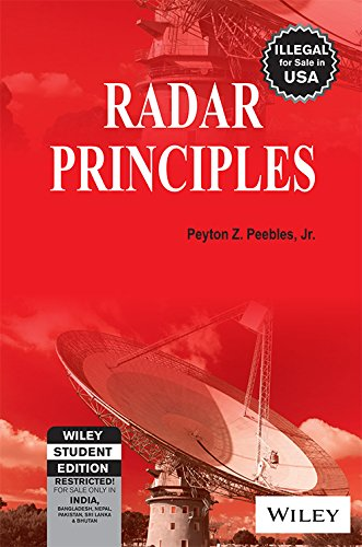 9788126515271: Radar Principles