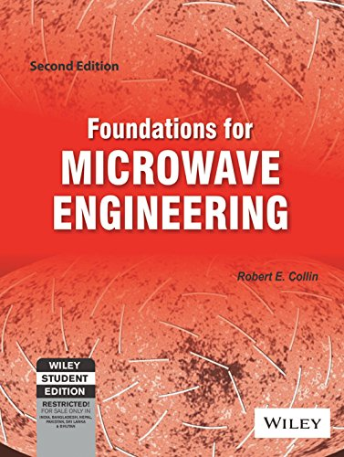 9788126515288: FOUNDATIONS FOR MICROWAVE ENGINEERING 2ND EDITION