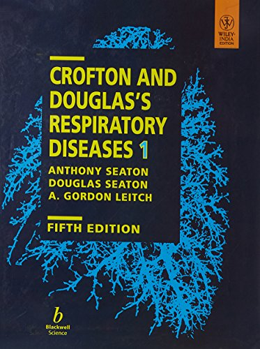 9788126515530: Crofton And Douglas Respiratory Diseases