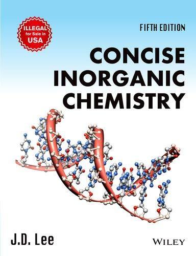 Jd Lee Chemistry Pdf