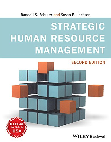 9788126515899: Strategic Human Resource Management