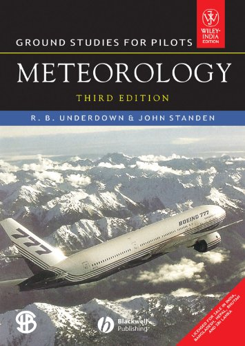 9788126516063: GROUND STUDIES FOR PILOTS METEOROLOGY, 3RD ED