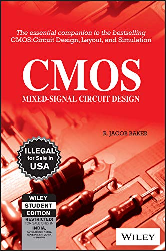 9788126516575: Cmos: Mixed-Signal Circuit Design